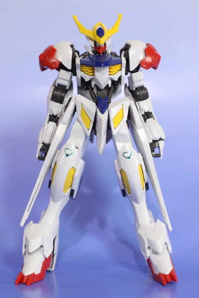 REVIEW No.2] HGIBO 1/144 GUNDAM BARBATOS LUPUS