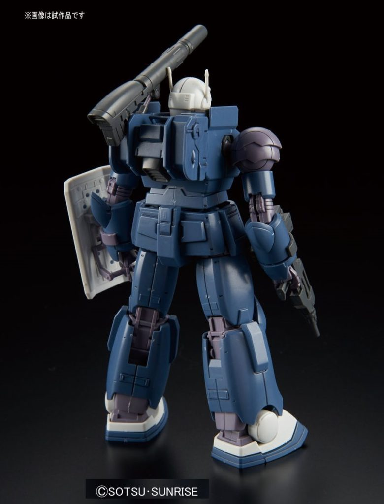 HGGTO 1/144 GUNCANNON EARLY TYPE (鉄騎兵中隊機)