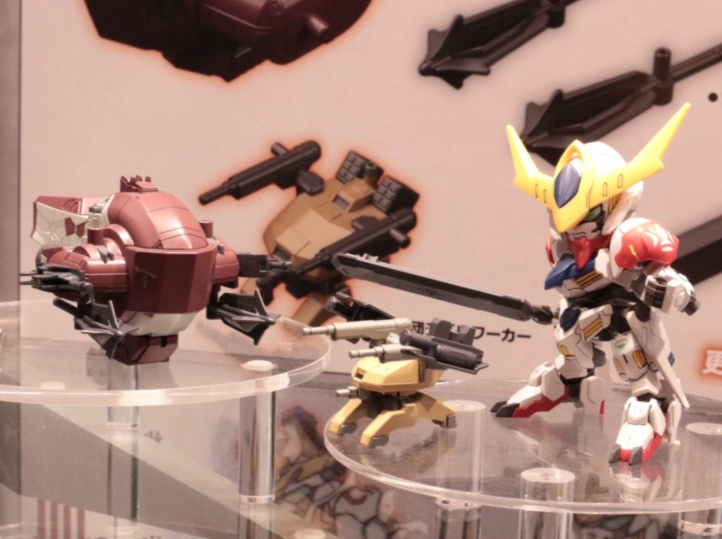 PHOTOREPORT: UPCOMING GUNPLA @ 56th All Japan Model Hobby Show 2016