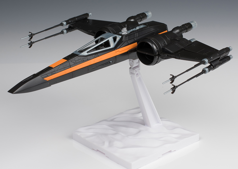 1/72 POE'S X-WING FIGHTER