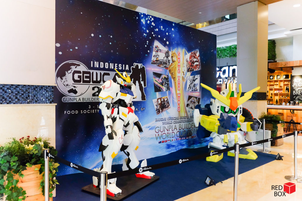 [RED BOX x GUNJAP] GBWC2016 INDONESIA: FINAL RESULTS!!!!! Full PHOTO REPORT! No.200 BIG SIZE IMAGES