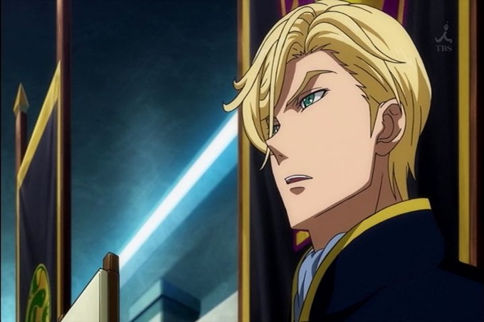 Iron-Blooded Orphans 2nd Season: Episode 26 NEW BLOOD