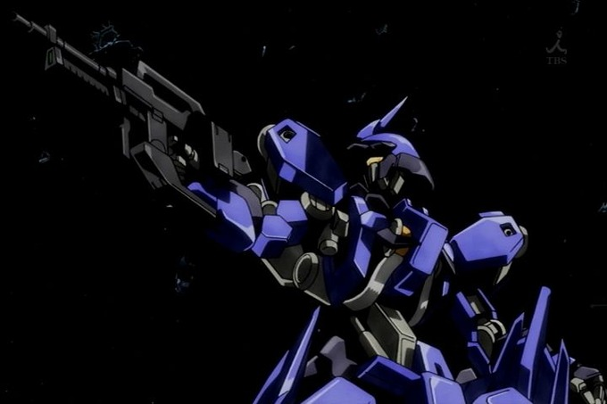 Iron-Blooded Orphans 2nd Season: Episode 29 THE TRIGGER OF SUCCESS