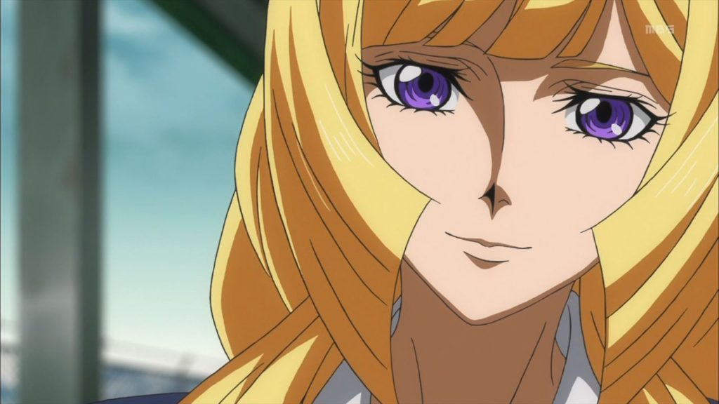 IRON BLOODED ORPHANS ep. 27: IN THE MIDST OF JEALOUSY (瘯心の渦中で)