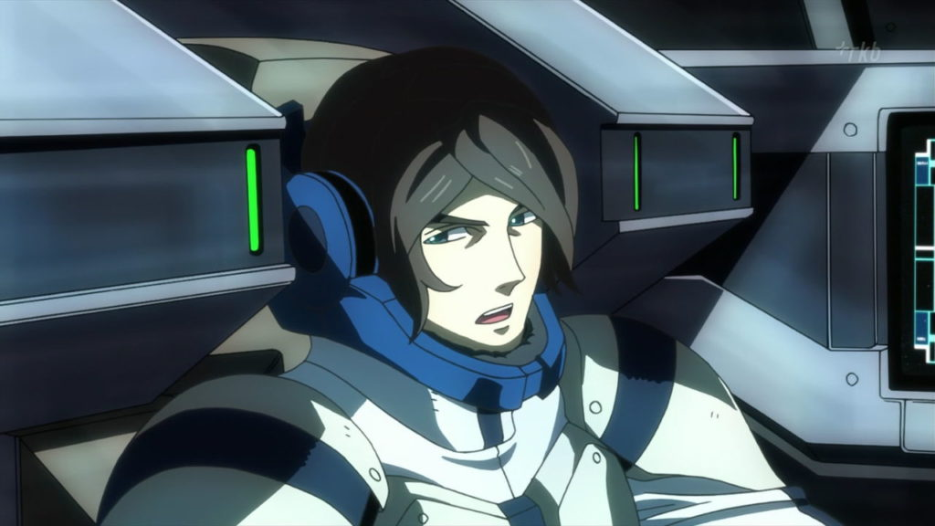 Gundam Iron-Blooded Orphans 2nd Season: Episode 28