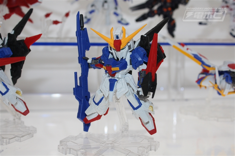 TAMASHII NATION 2016 @ Akihabara exhibits: GUNDAM [others] PHOTOREPORT