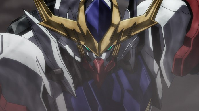 GUNDAM IRON BLOODED ORPHANS ep. 27: IN THE MIDST OF JEALOUSY (瘯心の渦中で). Are You Ready? Images, Info