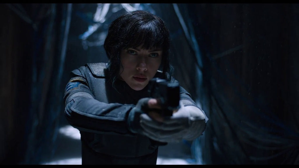 Ghost in The Shell(攻殻機動隊) SCARLETT JOHANSSON