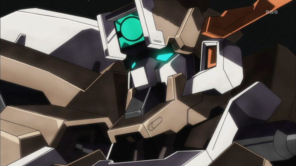 Gundam Iron-Blooded Orphans 2nd Season: Episode 28 BATTLE BEFORE DAWN