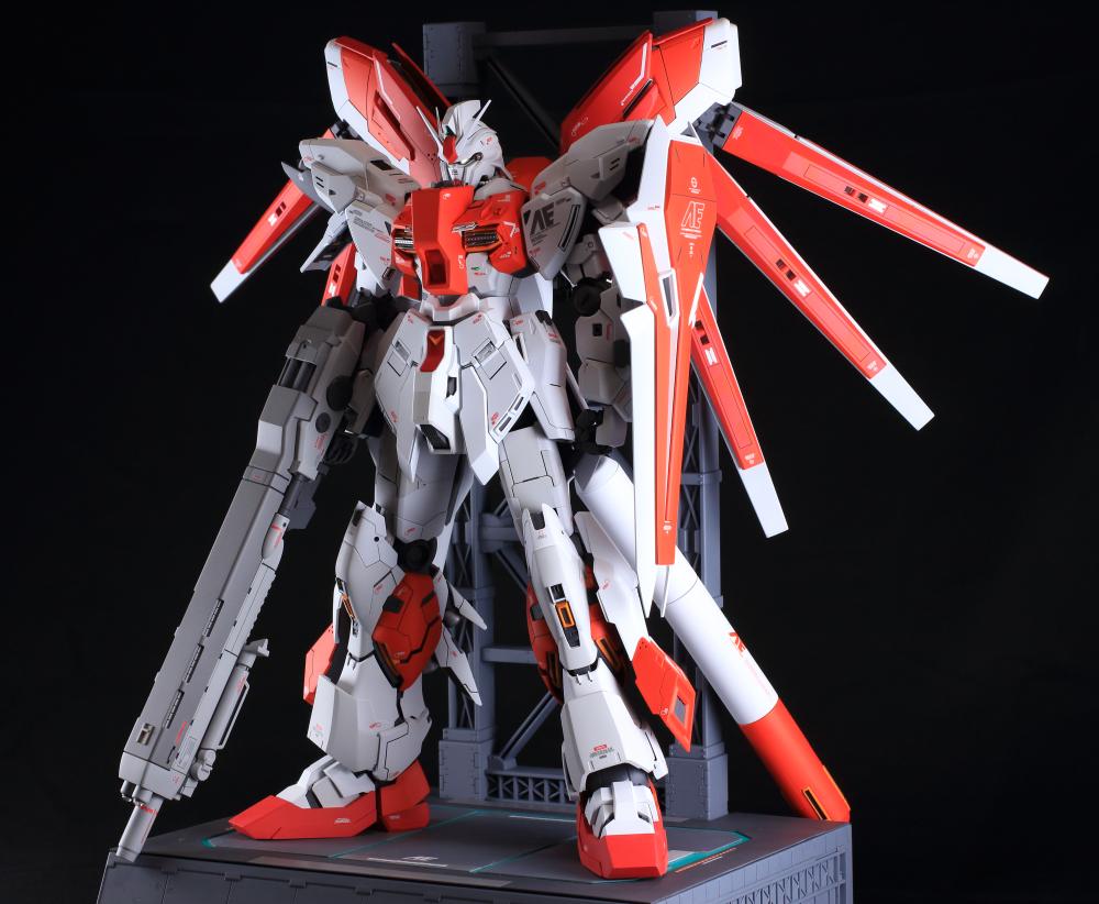 MG 1/100 SINANJU STEIN G-if [Custom Work]