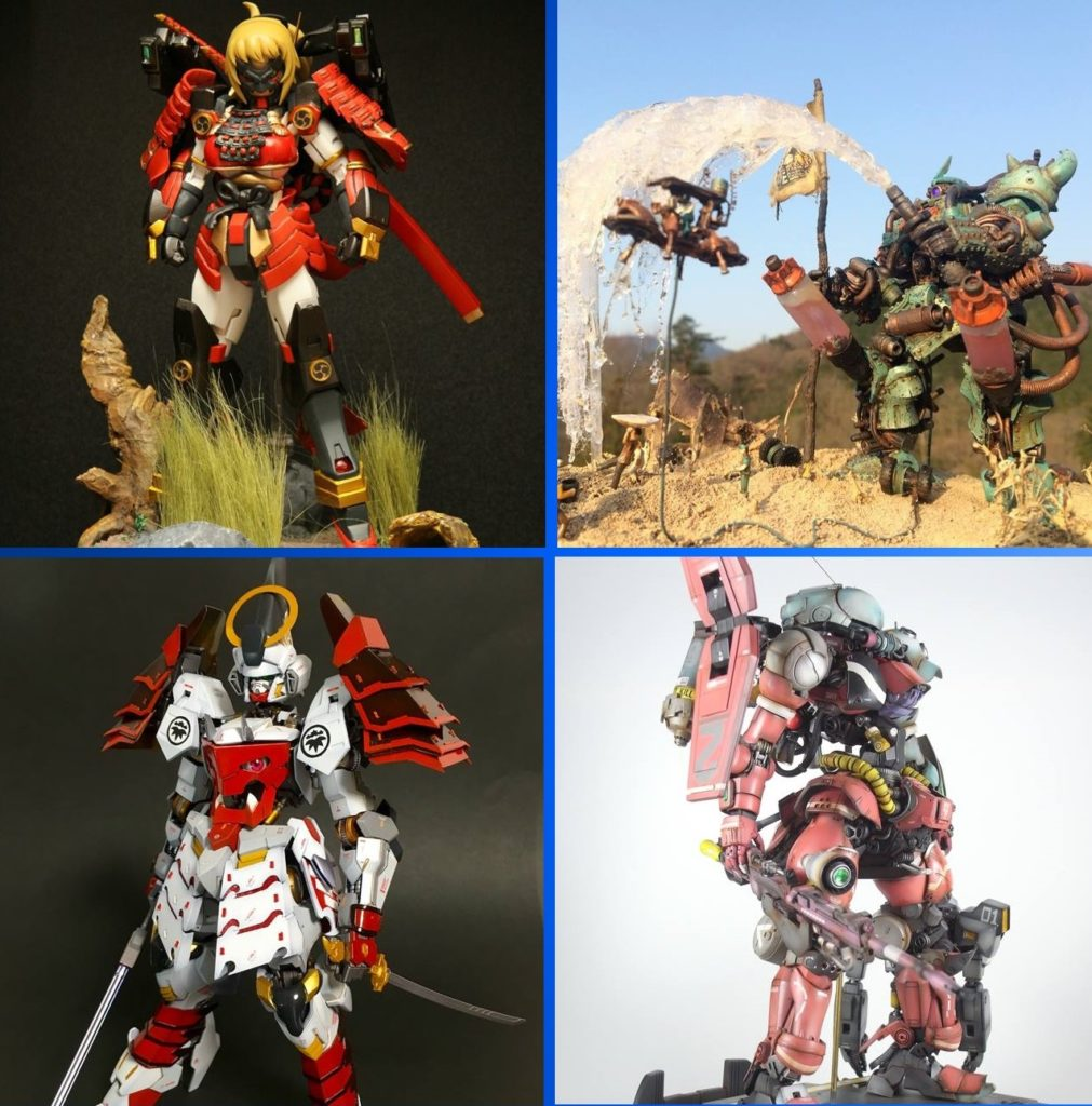GBWC 2016 JAPAN: Qualified Entry Builds. No.80 Images. BEAUTIFUL WORKS