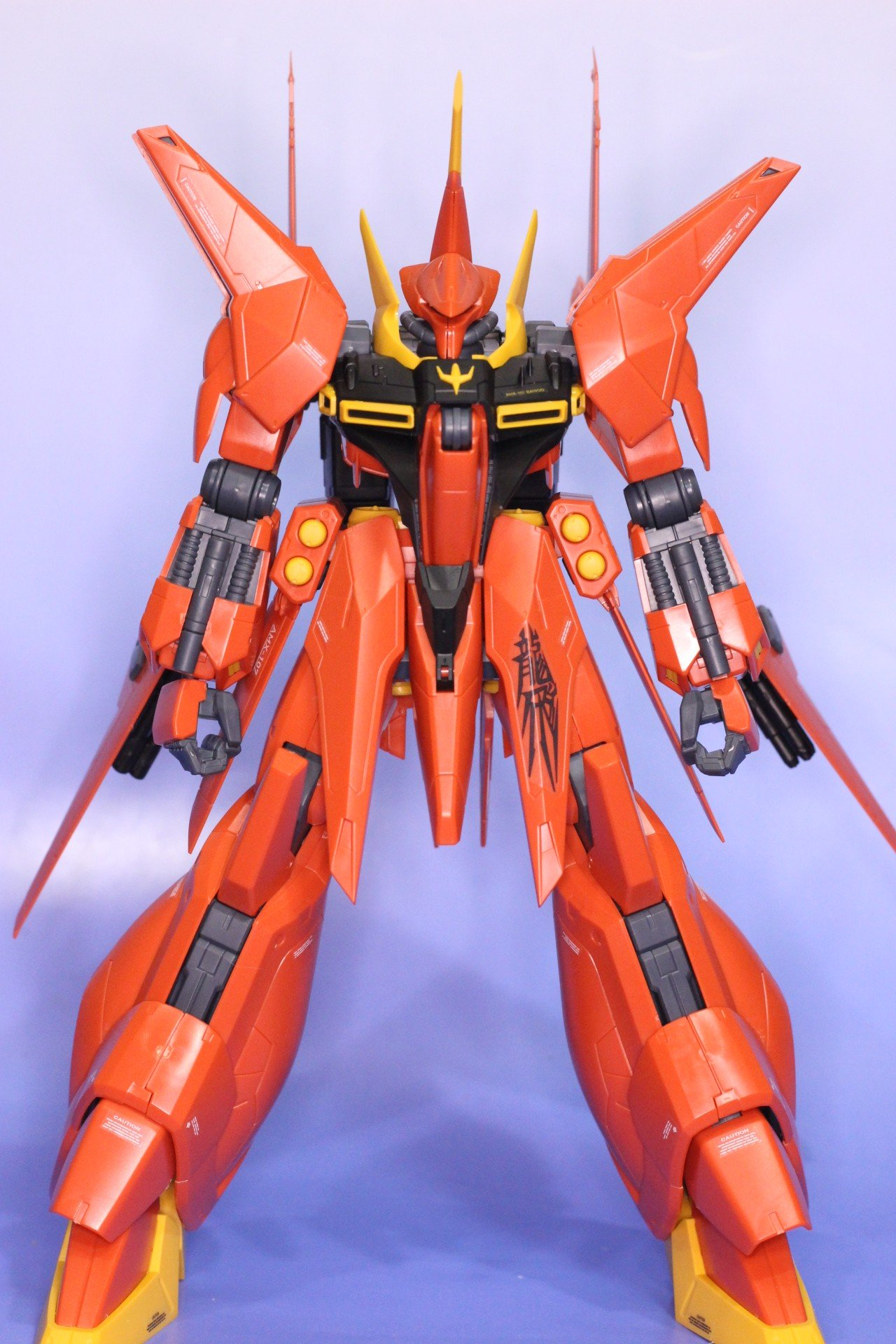 FULL DETAILED REVIEW] RE100 AMX 107 BAWOO: No.55 Big Size