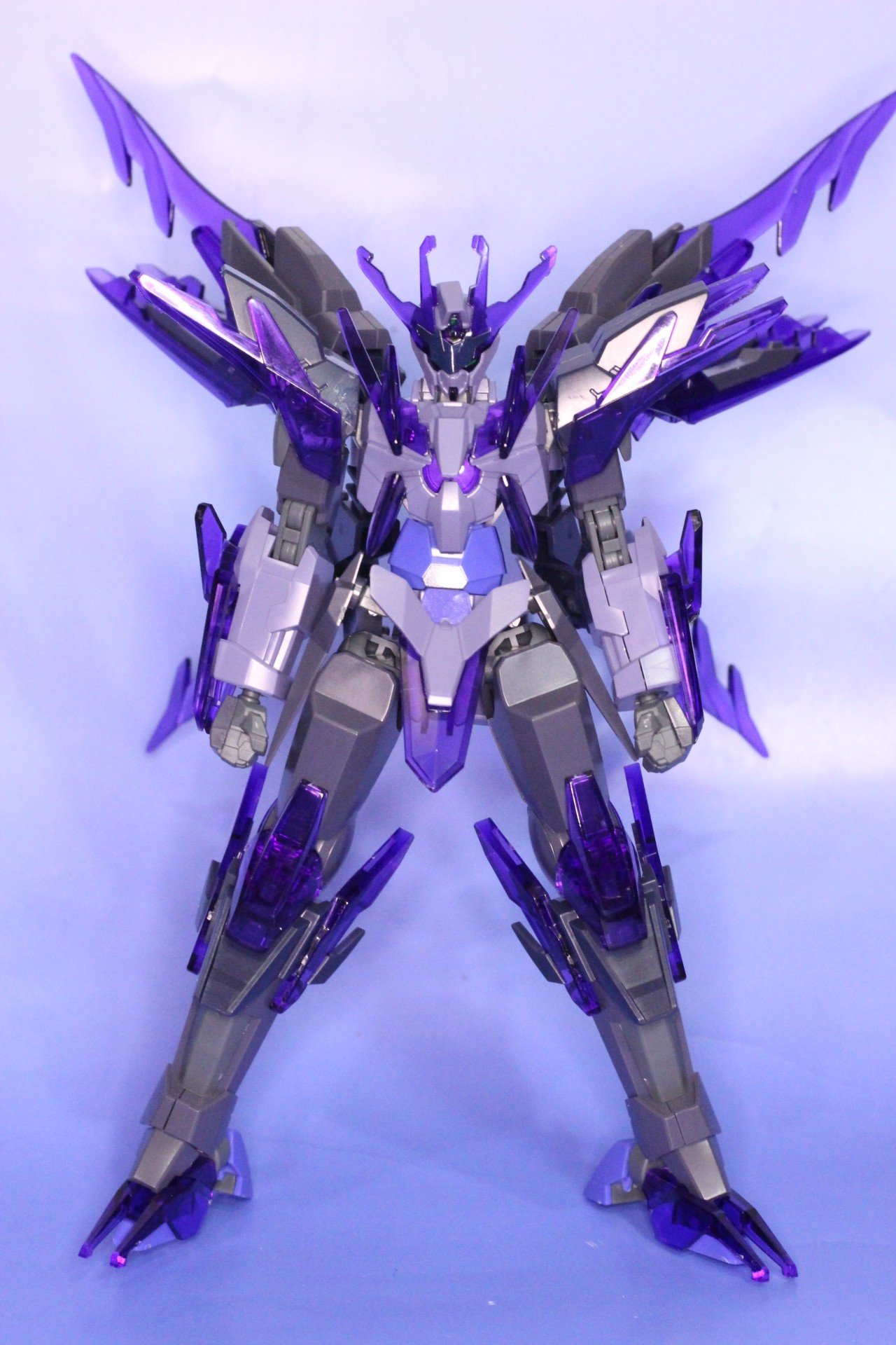 Full Detailed Review  Hgbf 1  144 Transient Gundam Glacier