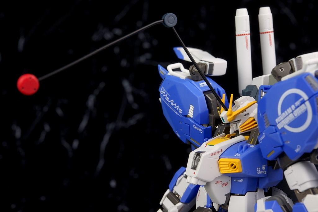 METAL ROBOT魂 (Ka signature) Ex-S GUNDAM