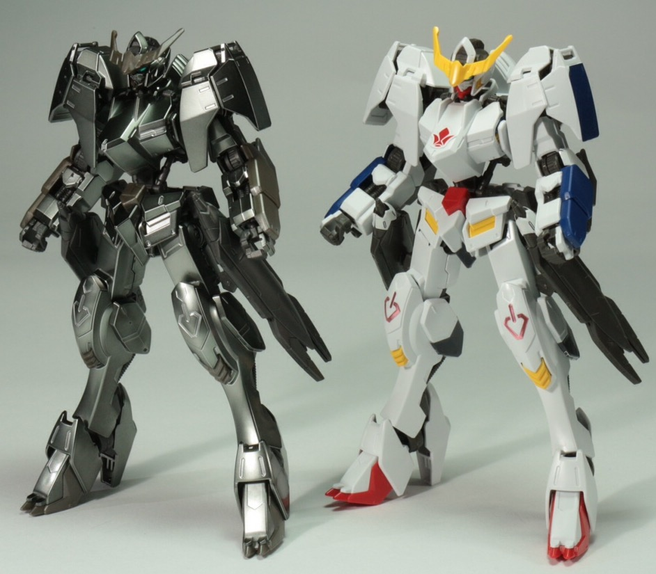 2nd FULL DETAILED REVIEW] HG IBO 1/144 GUNDAM BARBATOS 6TH FORM ...