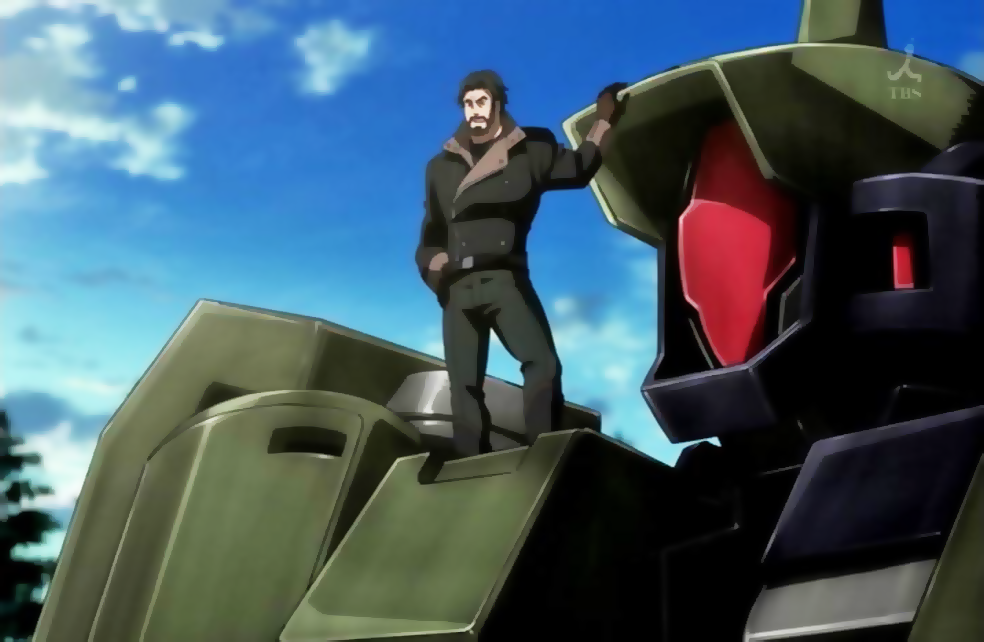 Gundam Iron-Blooded Orphans 2nd Season: Episode 31 SILENT WAR
