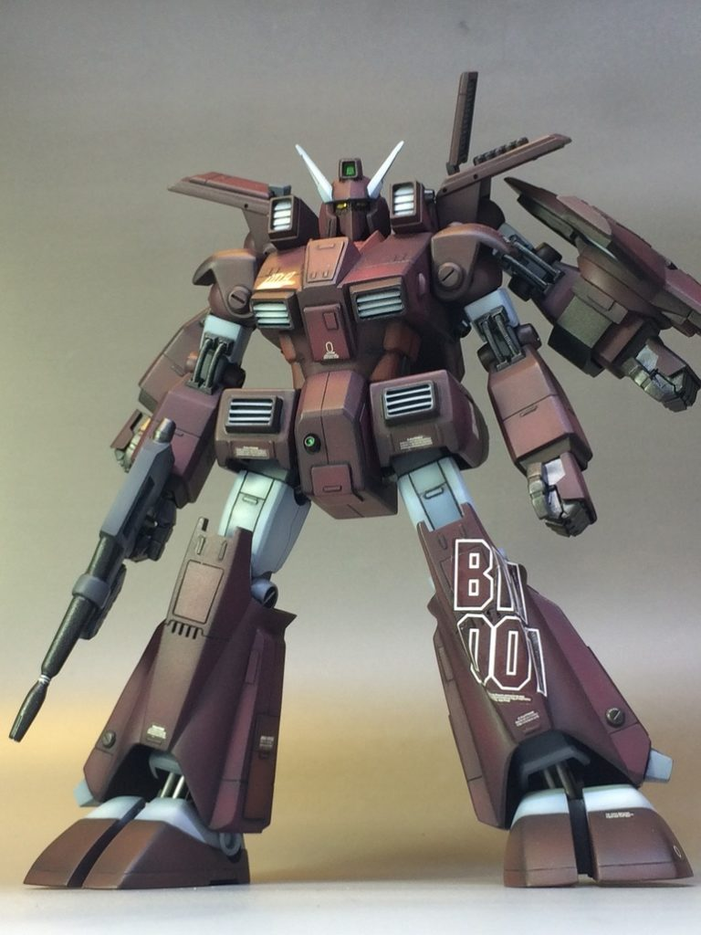 [GBWC2016 JAPAN] NOBO's 1/144 Bloody Mary (Devil Gundam)