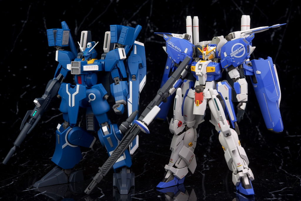 REVIEW] METAL ROBOT魂 (Ka signature) Ex-S GUNDAM