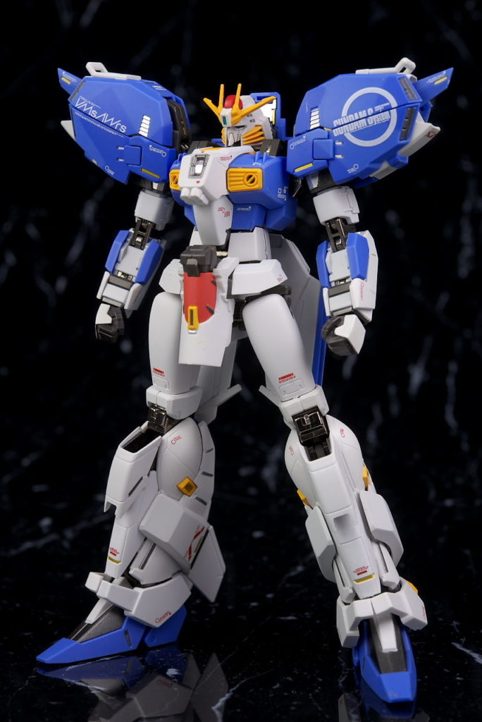 [はっちゃか's FULL DETAILED REVIEW] METAL ROBOT魂 (Ka signature) Ex-S GUNDAM