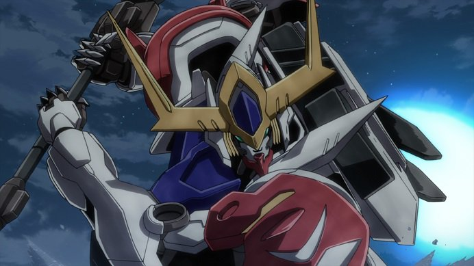 Iron-Blooded Orphans 2nd Season: Episode 32 MY FRIEND