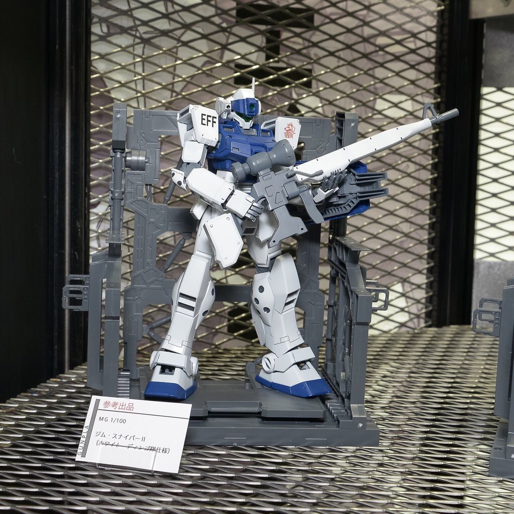 UPCOMING GUNPLA @ GUNPLA EXPO WORLD TOUR JAPAN 2016 WINTER: FULL PHOTOREPORT with No.218 Big Size Images