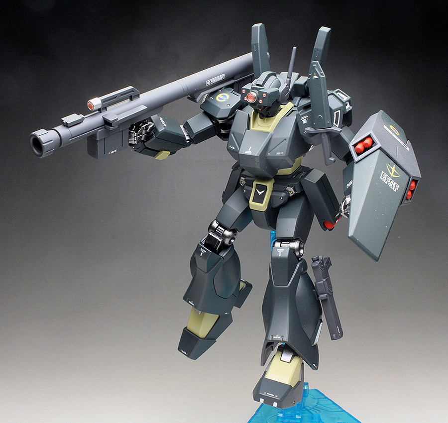 [WORK REVIEW] P-Bandai HGUC 1/144 CONROY'S JEGAN [ECOAS TYPE] Big Size Images