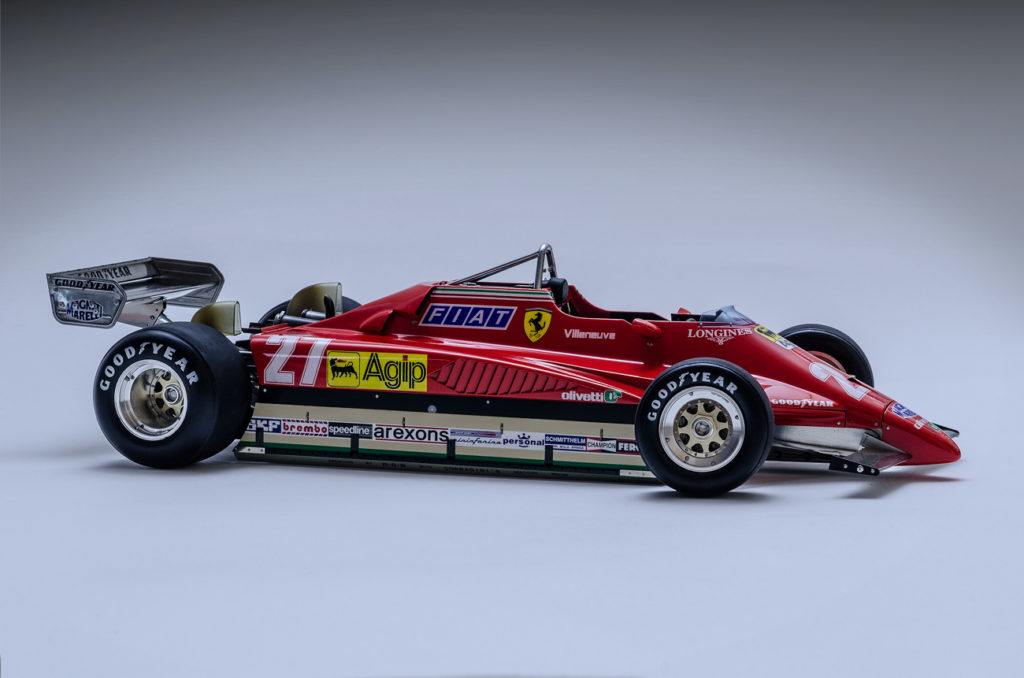 FULL REVIEW + WIP: MFH 1/12 Ferrari 126 C2. Improved Work by capilotz - No.105 Big Size Images!!!! -
