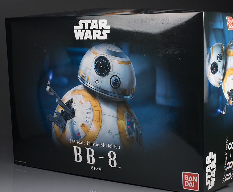 [Full Detailed Review] Bandai x Star Wars 1/2 scale BB-8