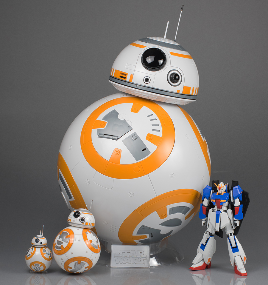 [Full Detailed Review] Bandai x Star Wars 1/2 scale BB-8 ...