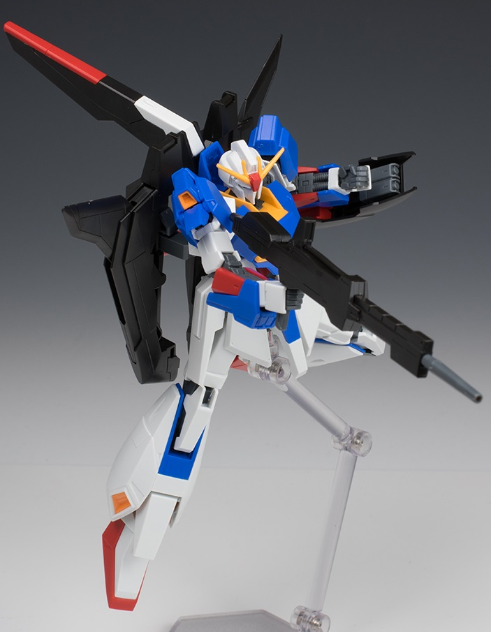 [FULL DETAILED REVIEW] HGUC GUNPLA EVOLUTION PROJECT 1/144 ZETA GUNDAM Many Big Size Images