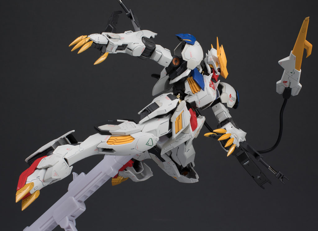 [WORK REVIEW] FULL MECHANICS 1/100 GUNDAM BARBATOS LUPUS REX: A Lot of Big Size Images