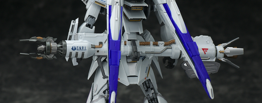 FULL DETAILED REVIEW: METAL BUILD 1/100 GUNDAM F91. a Lot of Images