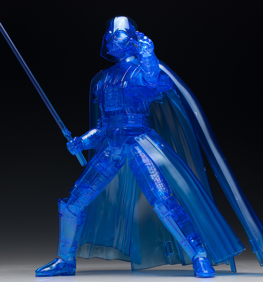 [FULL DETAILED REVIEW] Bandai x Star Wars 1/12 DARTH VADER Hologram Ver.