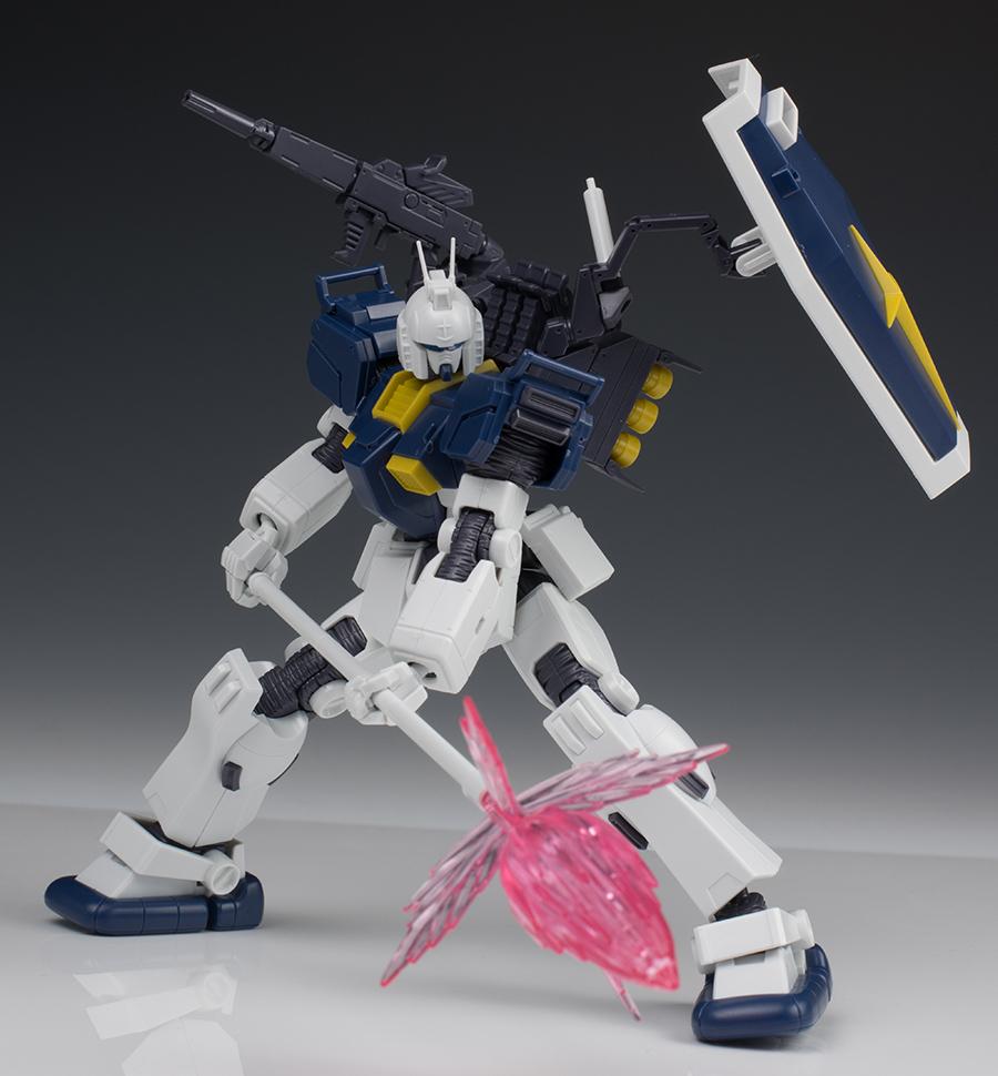 [FULL DETAILED REVIEW] HGGT RX-79[GS] GUNDAM GROUND TYPE-S Gundam Thunderbolt Ver.