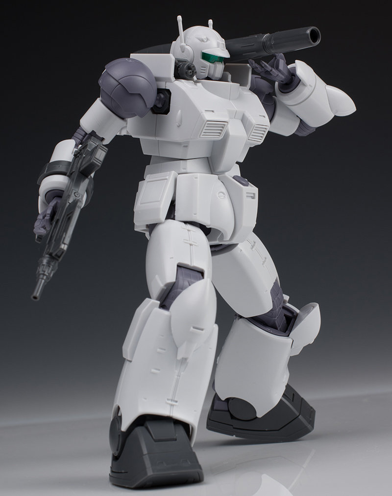 [FULL DETAILED REVIEW] P-Bandai HGUC RCX-76 GUNCANNON FIRST TYPE [ROLLOUT UNIT 1] Gundam the Origin