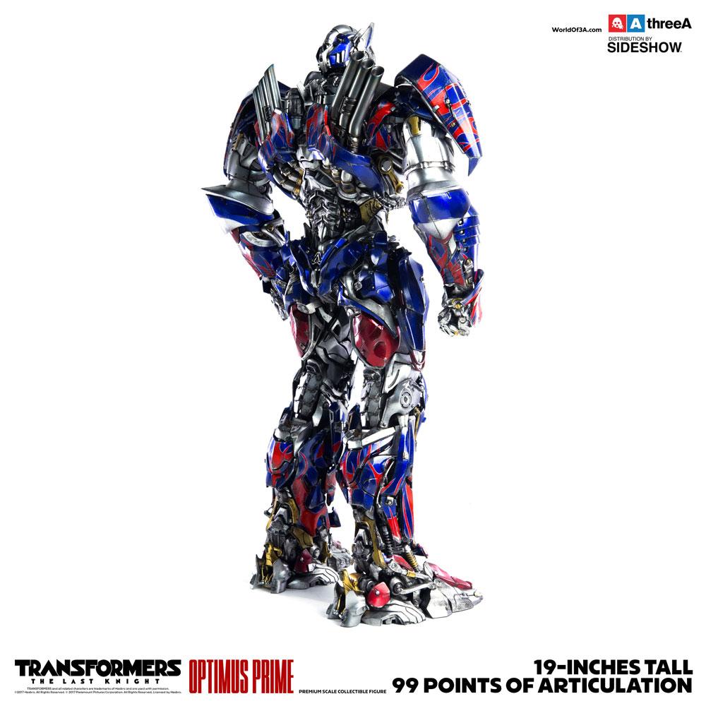 Transformers The Last Knight Threea 19inch Optimus Prime