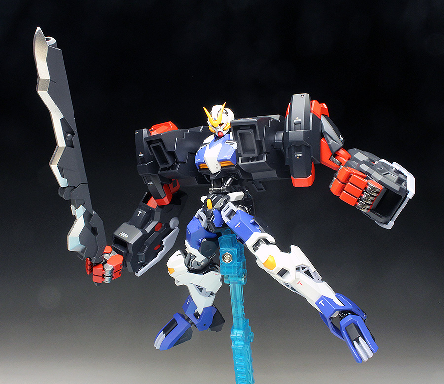 WORK REVIEW: HG IBO 1/144 GUNDAM DANTALION