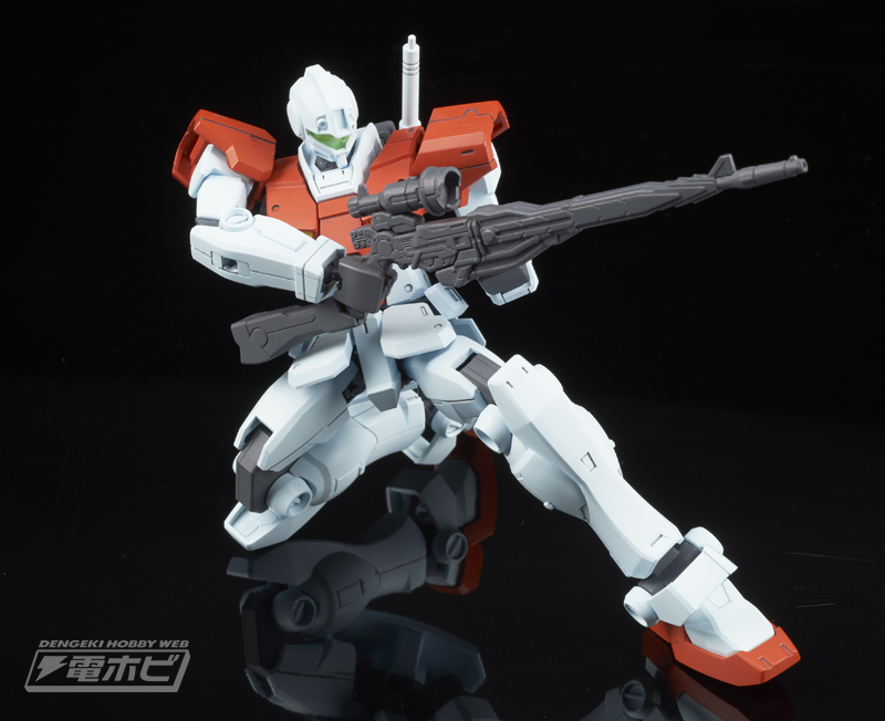HGBC 1/144 GM/GM WEAPONS:  DENGEKI's New Official Images, Info Release
