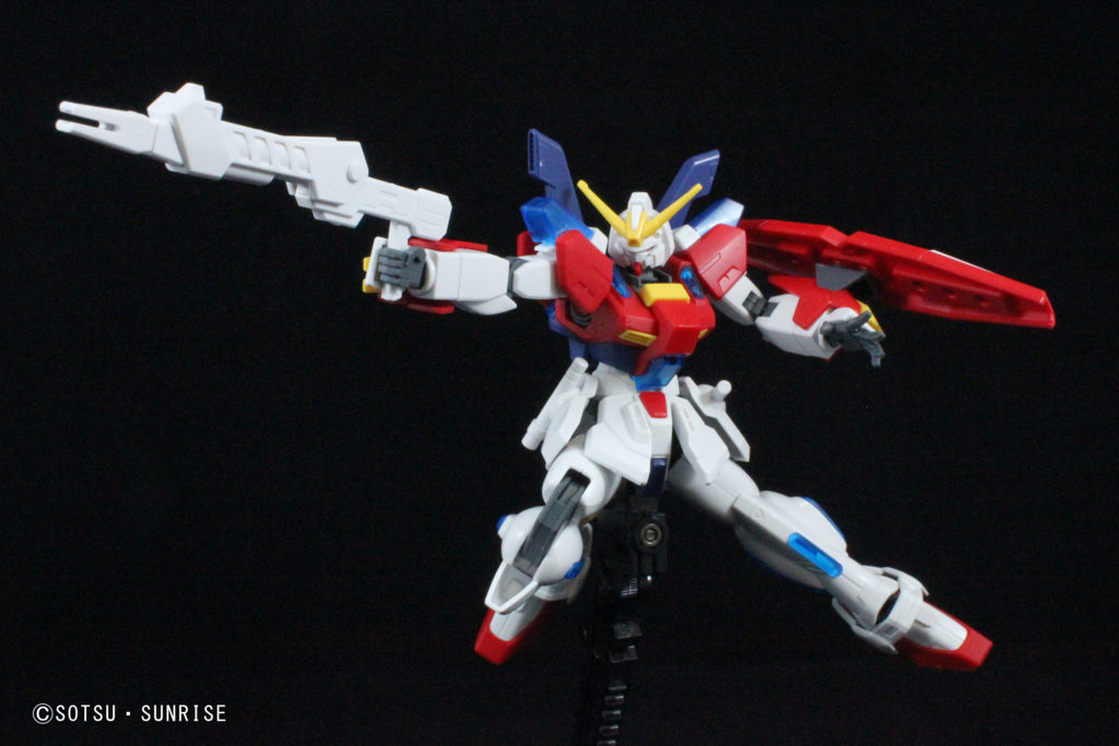 Gundam Build Fighters: GM's Counterattack. HGBF 1/144 New GUNDAM (Tentative): Added Many Official Images, Info Release