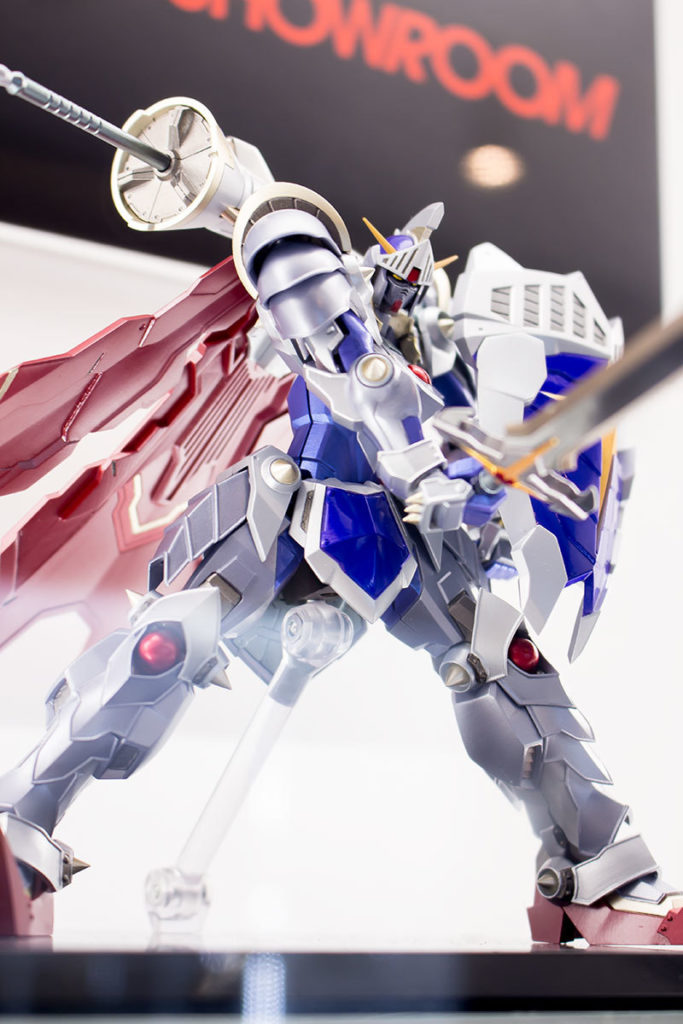 TAMASHII WEB EXCLUSIVE: METAL ROBOT魂 KNIGHT GUNDAM (Real Type Ver.) JUST ADDED NEW Images, Info Release