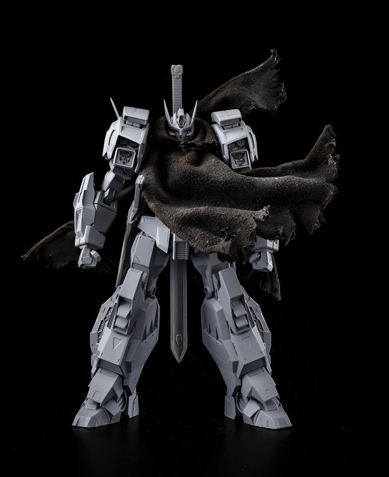 [TRANSFORMERS] Preview Flame Toys' DRIFT Official Images