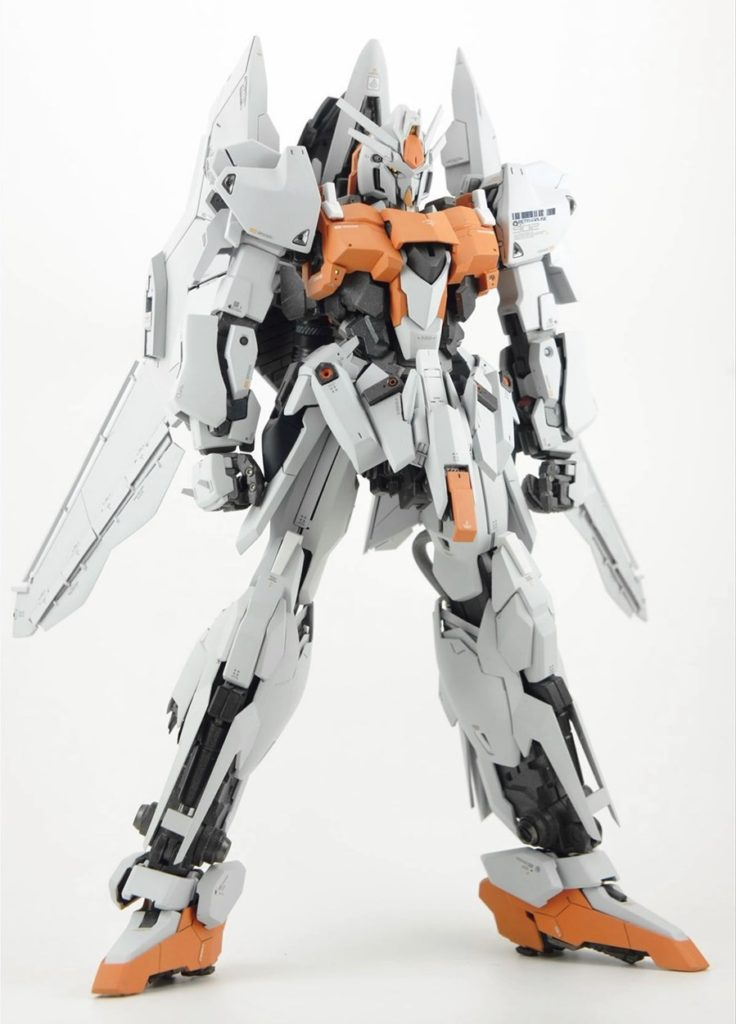 unil0000's MG 1/100 DELTA GUNDAM CUSTOM: Full Review, wip too, Info