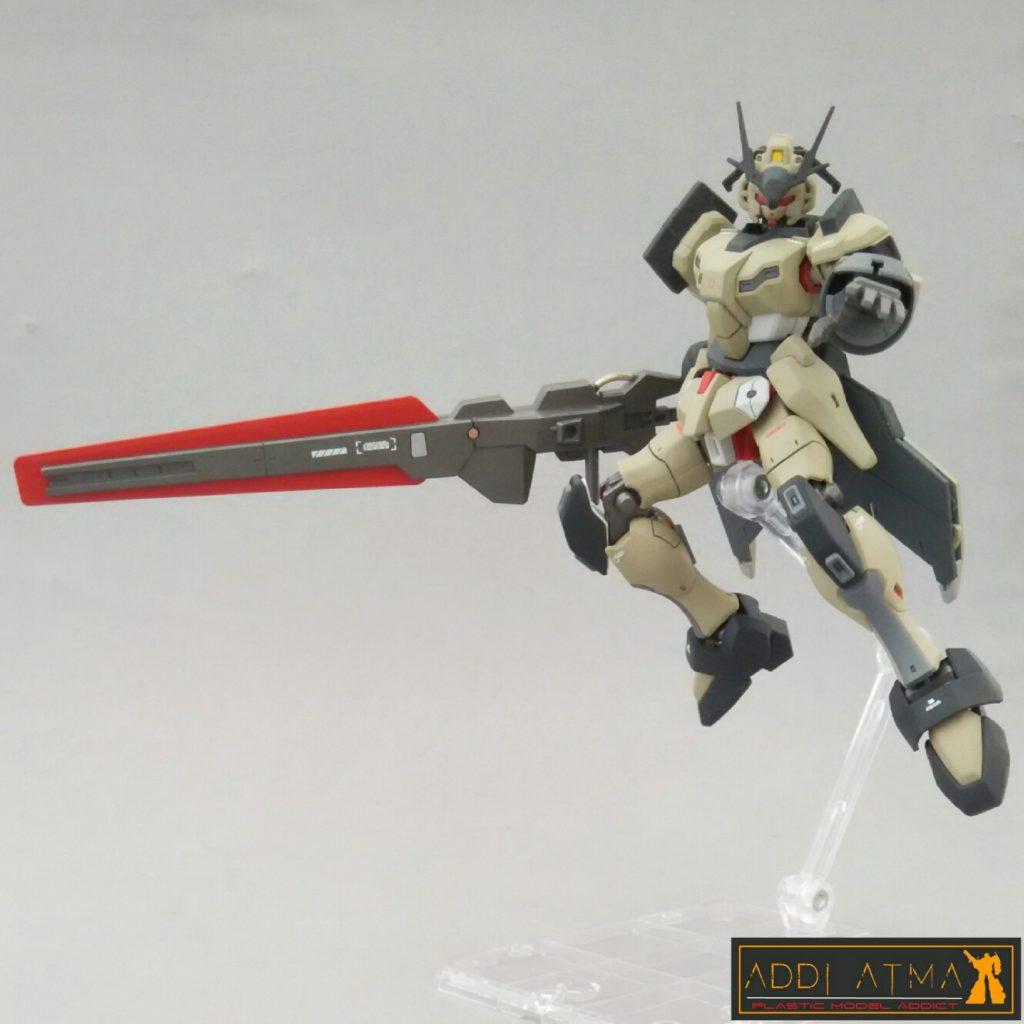 Addi Atma's 1/144 Gundam G-Arcane Absolon: Review