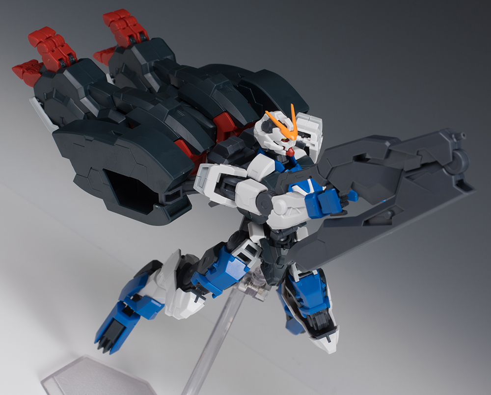 [FULL DETAILED REVIEW] HG IBO 1/144 GUNDAM DANTALION