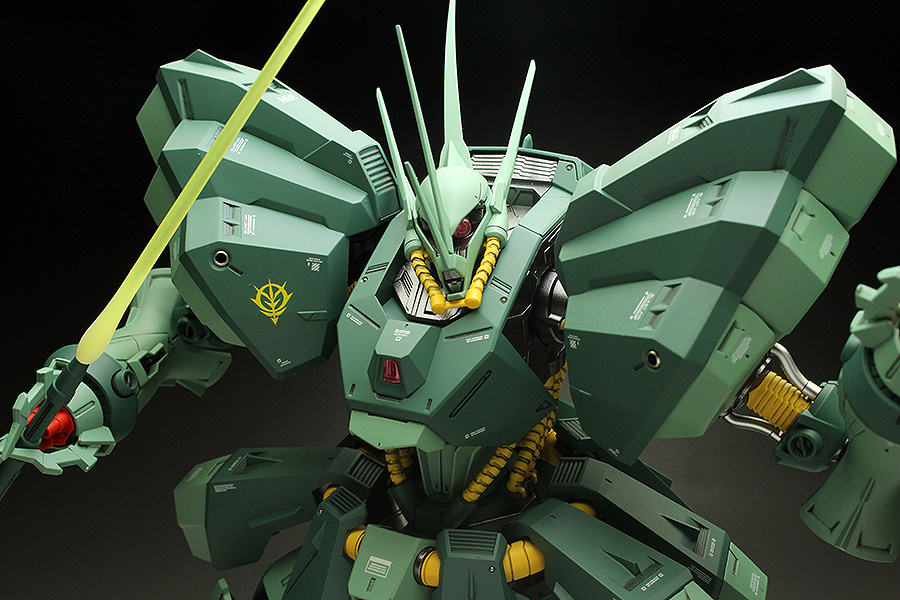 [WORK REVIEW] RE/100 HAMMA-HAMMA painted build