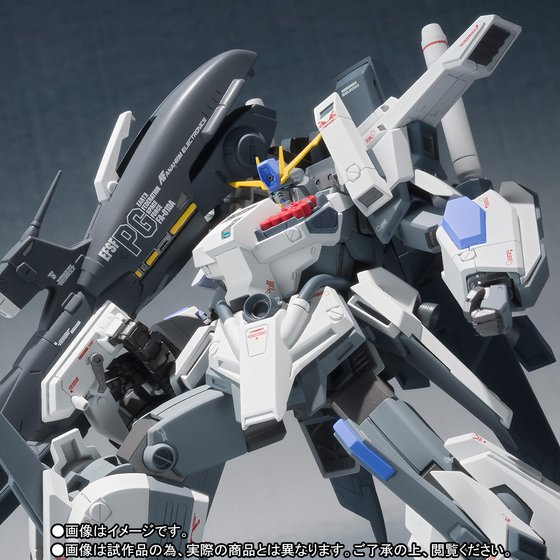 Tamashii Exclusive ROBOT魂 Ka signature FA-010A FAZZ: Just Added New Official Images, Info Release