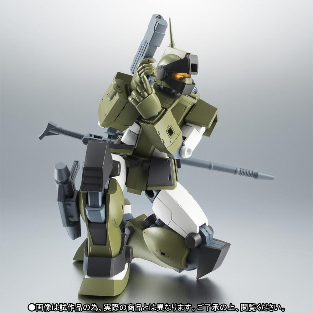 P-Bandai ROBOT魂 (SIDE MS) RGM-79SC GM SNIPER CUSTOM ver. A.N.I.M.E. Official Images, Info Release