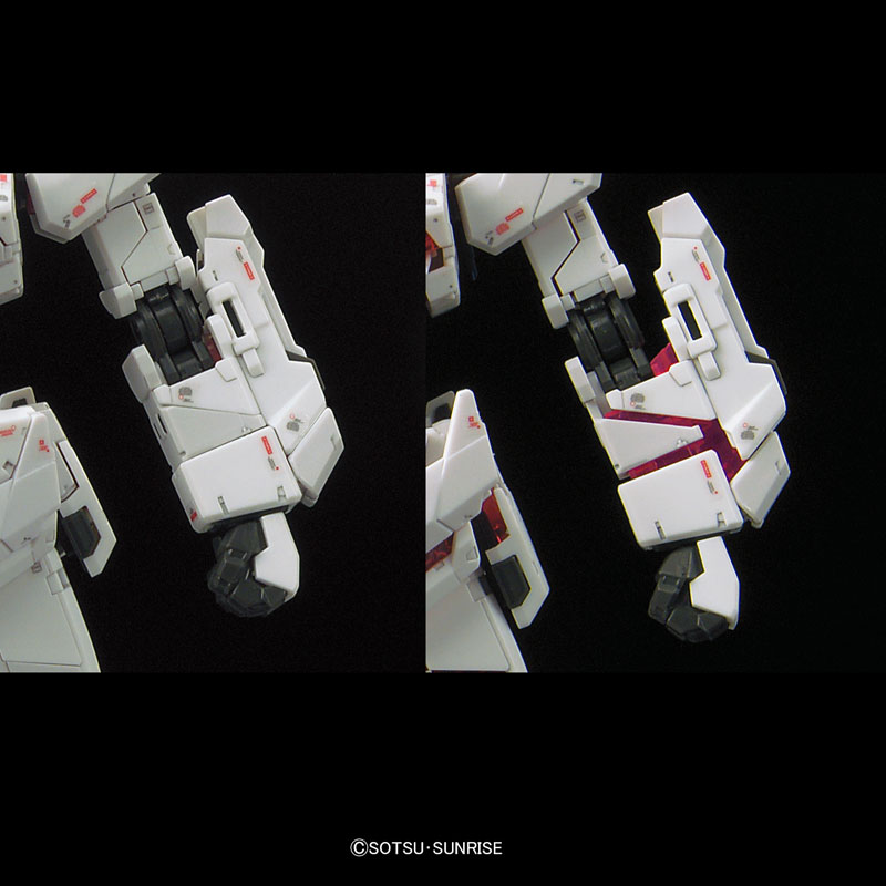RG 1/144 UNICORN GUNDAM New Official Sample Review No.22 Big Size Images, Info Release