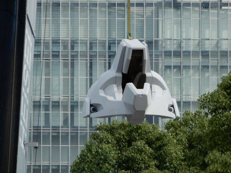 The Life-Sized Unicorn Gundam Statue: Work In Progress (Update 5th June 2017) No.7 Images