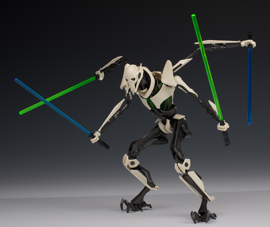 Uncategorized Pictures Of General Grievous full detailed review bandai x star wars 112 general grievous many images